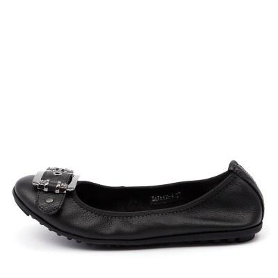 Django & Juliette Bellez Black Shoes
