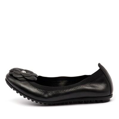 Django & Juliette Balus Black Black Shoes