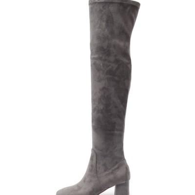 Django & Juliette Ripper Grey Boots