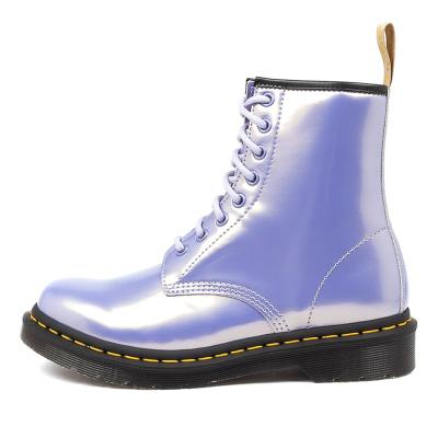 Dr Marten 1460 Vegan 8 Eye Boot Purple Heather Boots Womens Shoes Casual Ankle Boots