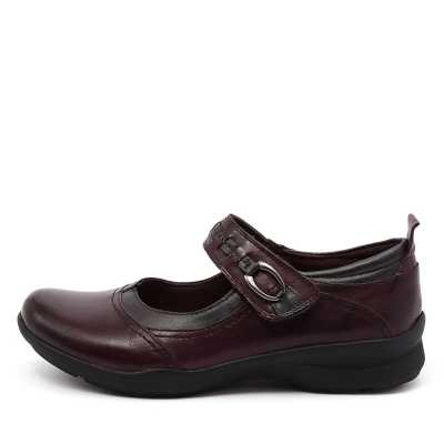 Earth Angelica Prune Shoes