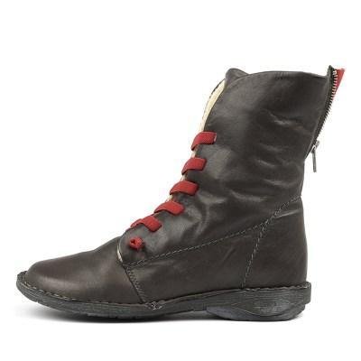 Effegie Panama W Dark Grey Boots