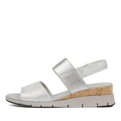 Effegie Basque W Silver Sandals