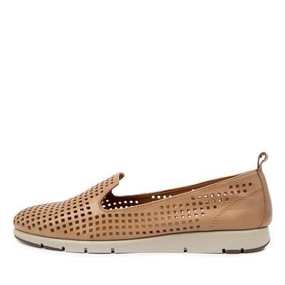 Effegie Ariaperf W Ef Tan Shoes