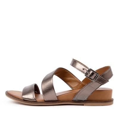 Eos Failyn Eo Pewter Sandals