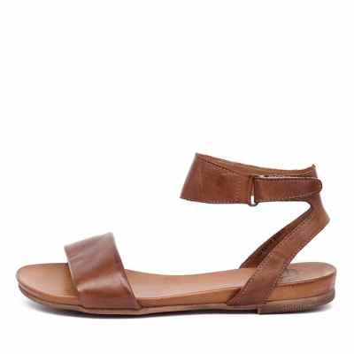 Eos Lauren W Brandy Sandals