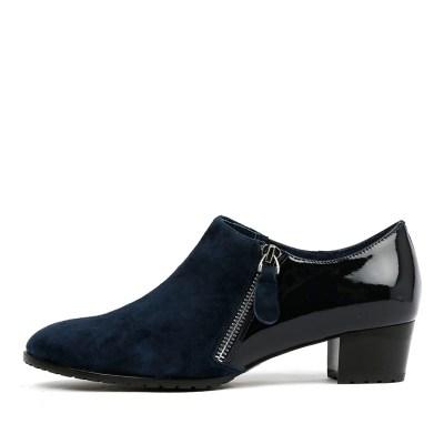 Gamins Tames Navy Navy Shoes