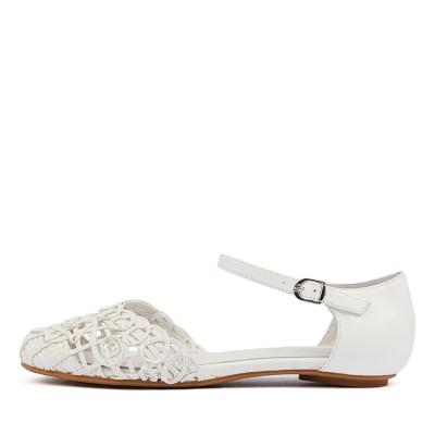 Gamins Esme White Shoes