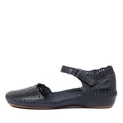Gamins Rube Navy Shoes