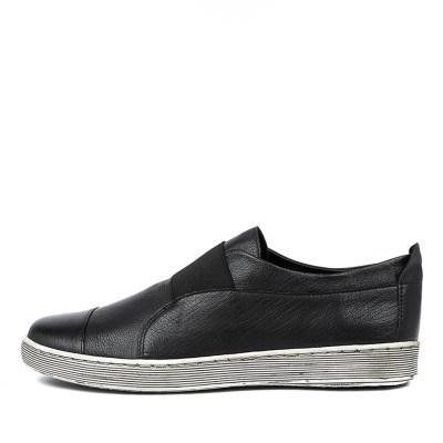 Gamins Derek Gm Black Sneakers