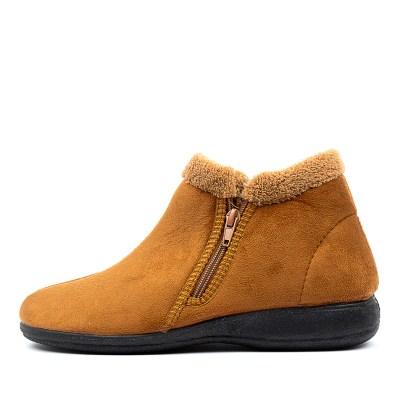 Scholl Dahlia Hs Beige Boots