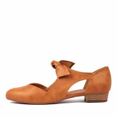 I Love Billy Estella Tan Tan Shoes