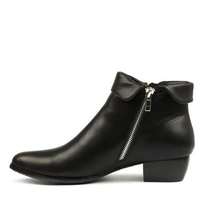 I Love Billy Tashele Black Boots