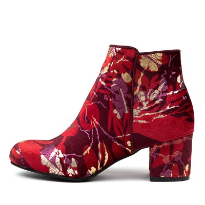 I Love Billy Kanye Plum Blossom Boots