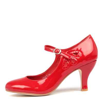 I Love Billy Mendy Red Shoes