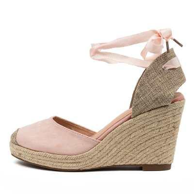 I Love Billy Toulon Il Blush Sandals