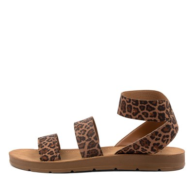 I Love Billy Marilyn Il Leopard Sandals