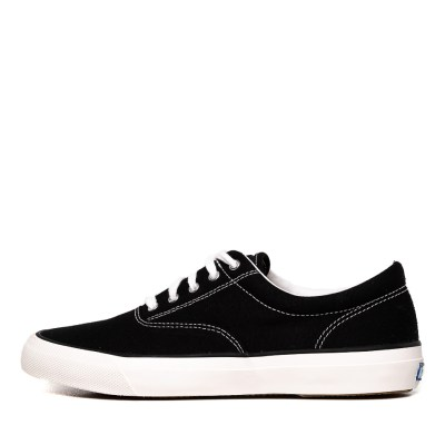 Keds Anchor Canvas Black Sneakers