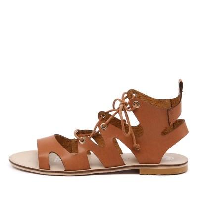 Ko Fashion Morgin W Tan Sandals