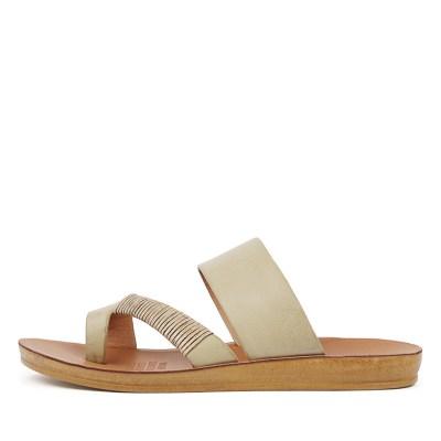 Los Cabos Bri W Taupe Sandals
