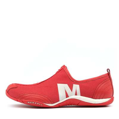 Merrell Barrado Red Sneakers
