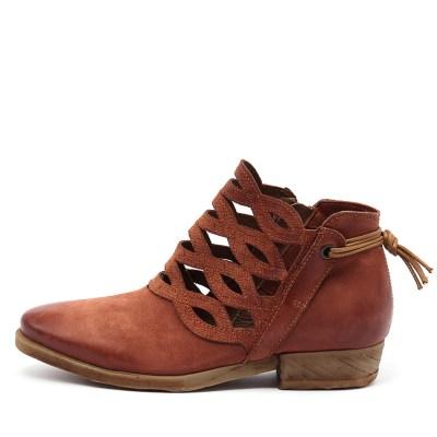 Miz Mooz Dido Rust Boots