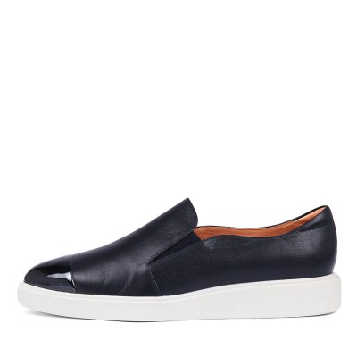 Mollini Deelie Navy Metallic Navy Sneakers