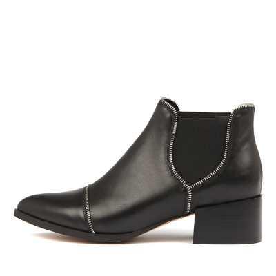 Mollini Diesels Black Boots