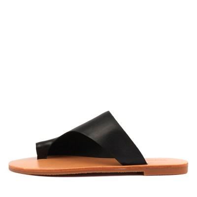 Mollini Erlando Black Natural S Sandals