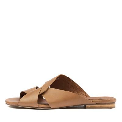 Mollini Fios Tan Sandals