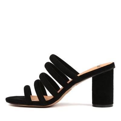 Mollini Joretta Black Sandals