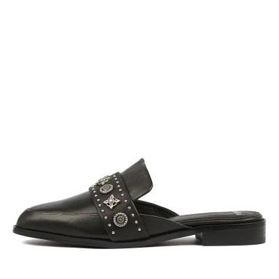 Mollini Stayslide Black Shoes