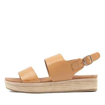 Mollini Willia Tan Sandals