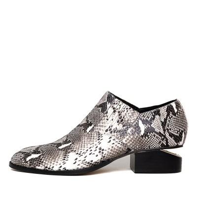 Mollini Ivytay Black & White Shoes