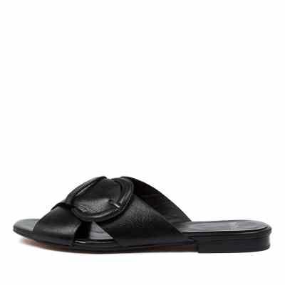 Mollini Aysie Mo Black Sandals