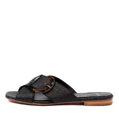 Mollini Aysory Mo Black Sandals