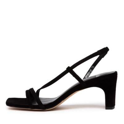 Mollini Henna Mo Black Sandals