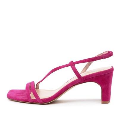 Mollini Henna Mo Bright Pink Sandals