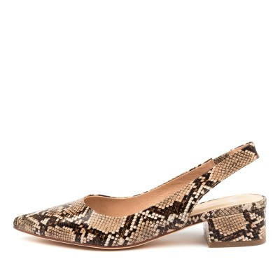 Mollini Themust Mo Latte Shoes Womens Shoes Dress Heeled Shoes
