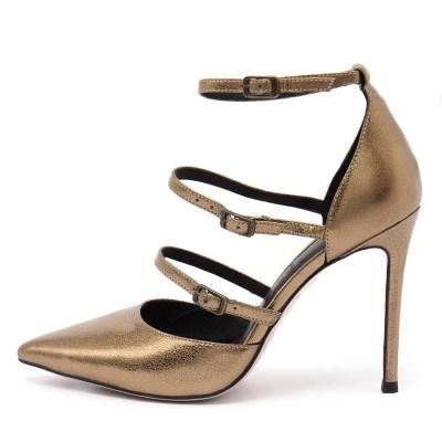 Mollini Dalight Bronze Shoes