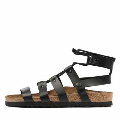 Papillio By Birkenstock Cleo Pb Black Sandals