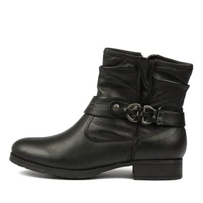 Planet Bug Black Boots