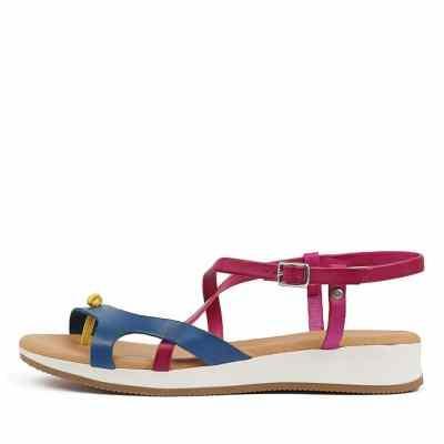 Sofia Cruz Mica Bright Multi Sandals