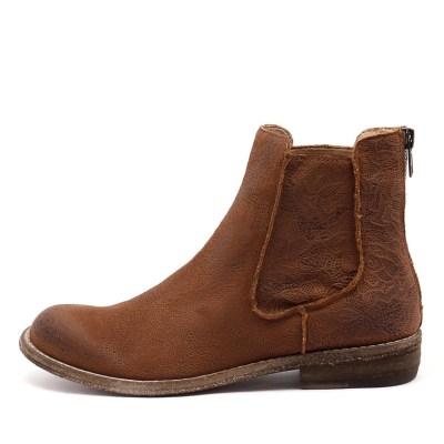 Silent D Canoe Tan Boots