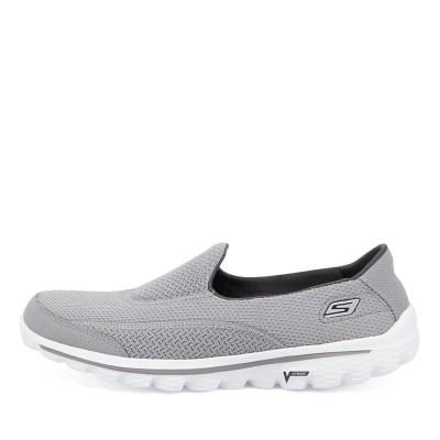 Skechers 13590 Go Walk 2 Grey Sneakers