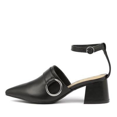 Skin Corsica Sn Black Shoes