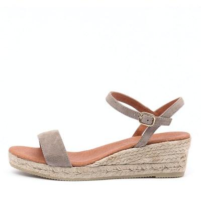 Sofia Cruz Moli Sc Bruma (Taupe) Sandals