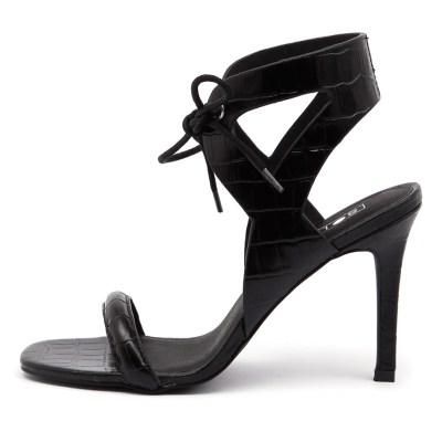 Sol Sana Denver Ss Black Sandals