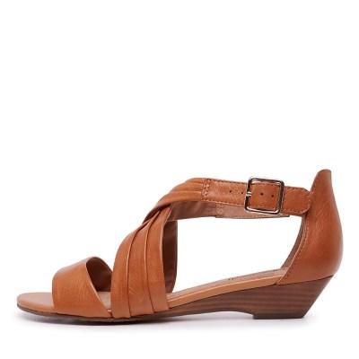 Supersoft Baelon Tan Sandals