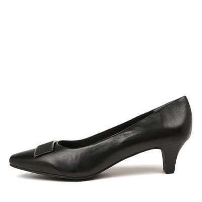 Supersoft Lyllie Su Black Shoes